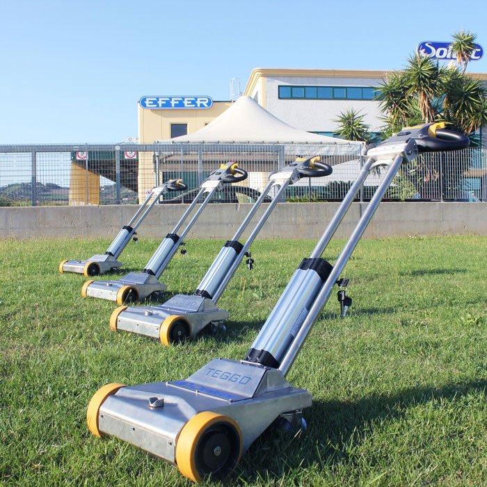 Chariot mobile pour couveuse industrielle transport oeufs